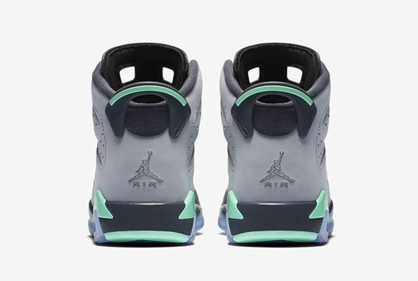 Air Jordan 6 GS – Green Glow