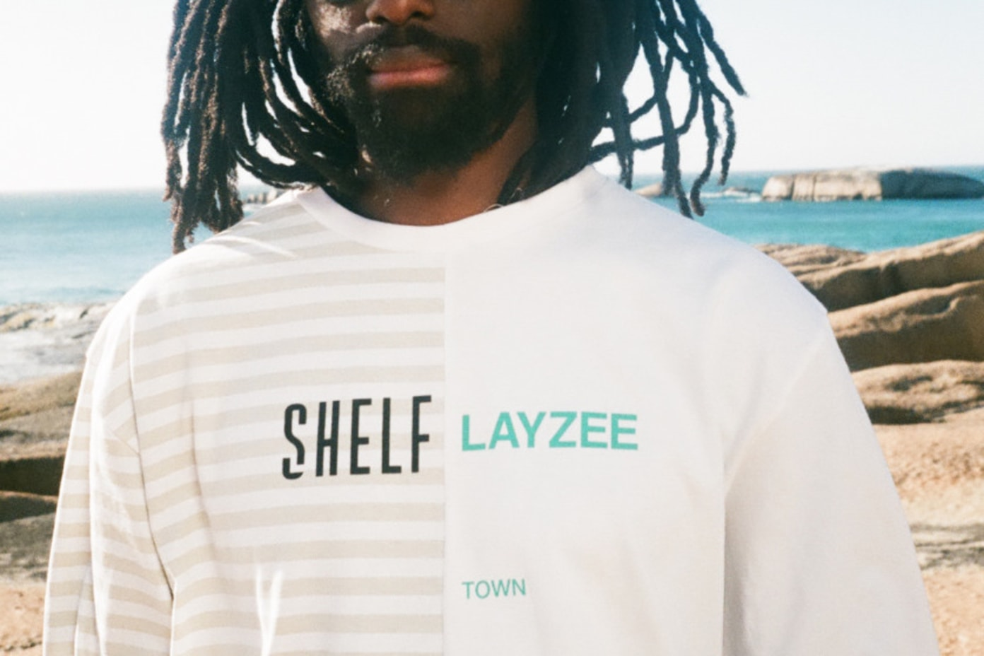 Shelflife x Young and Lazy Summer 17 Colab Range