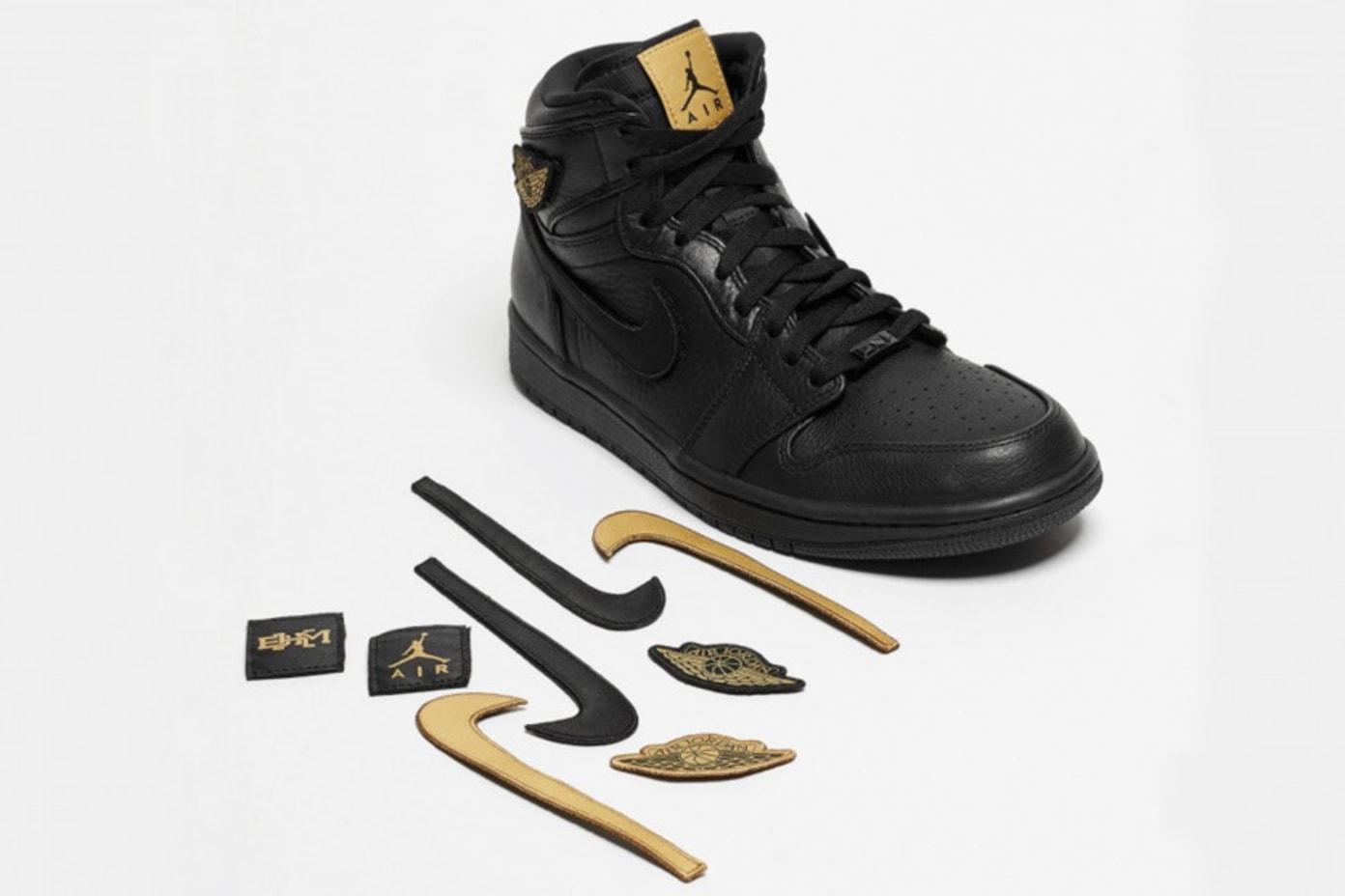 """Nike Air Jordan 1 Retro High """"BHMâ"""