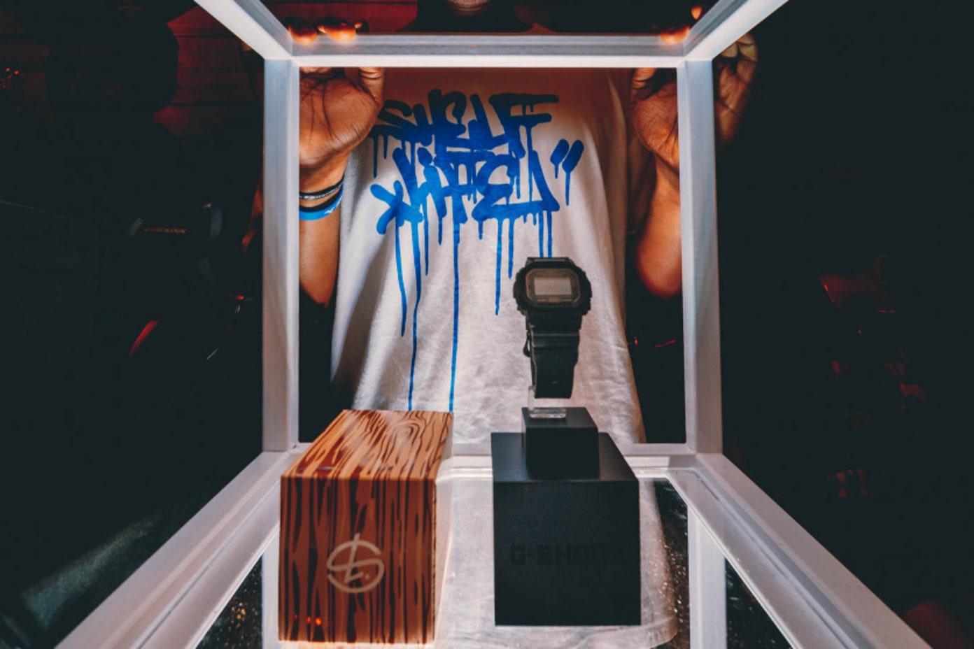 Shelflife X G-Shock Watch Collaboration – Cape Town Recap