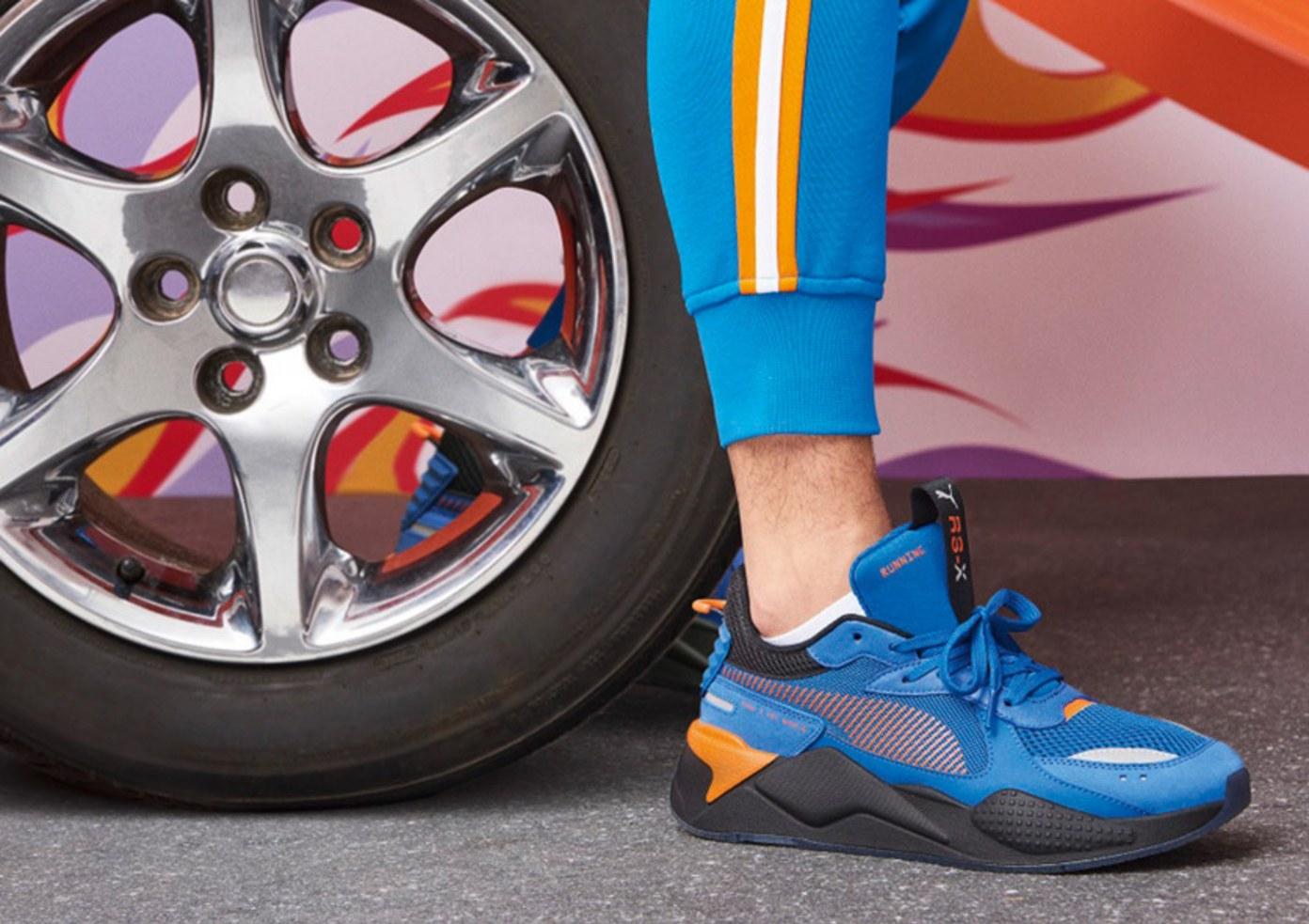 PUMA x Hot Wheels RS-X Pack