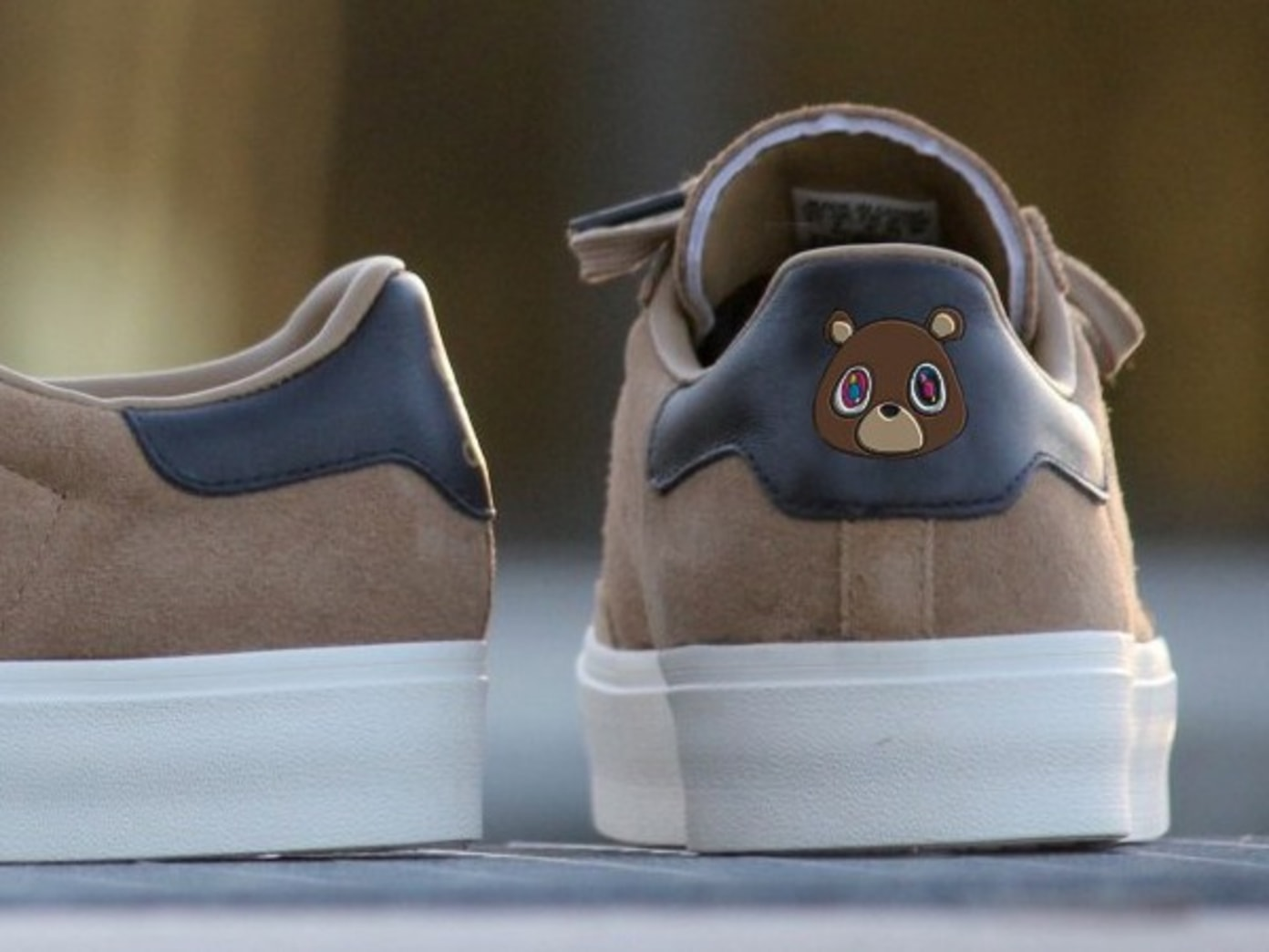 Kanye West's First-Ever Sneaker
