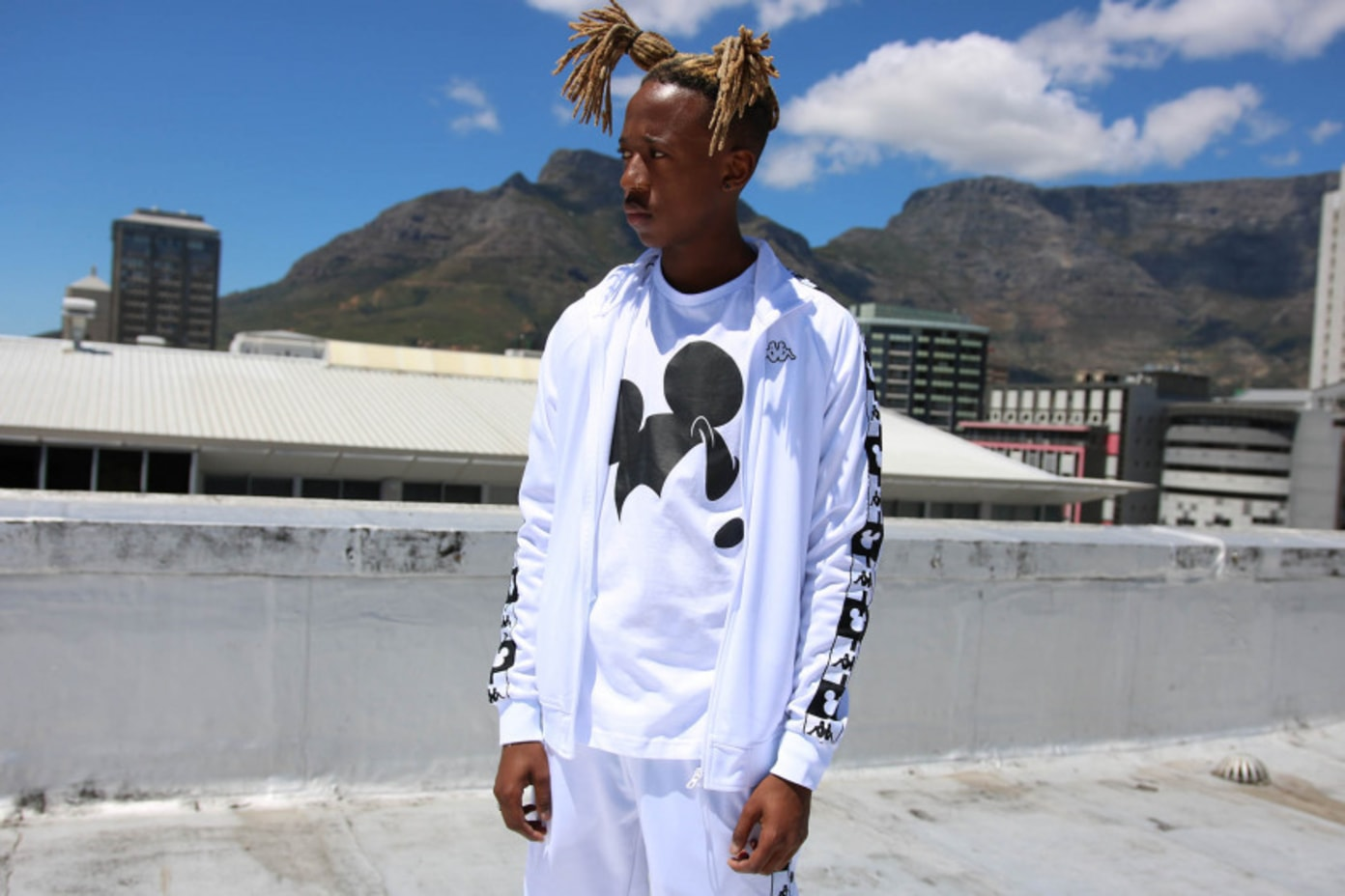 Kappa x Mickey Mouse Collection