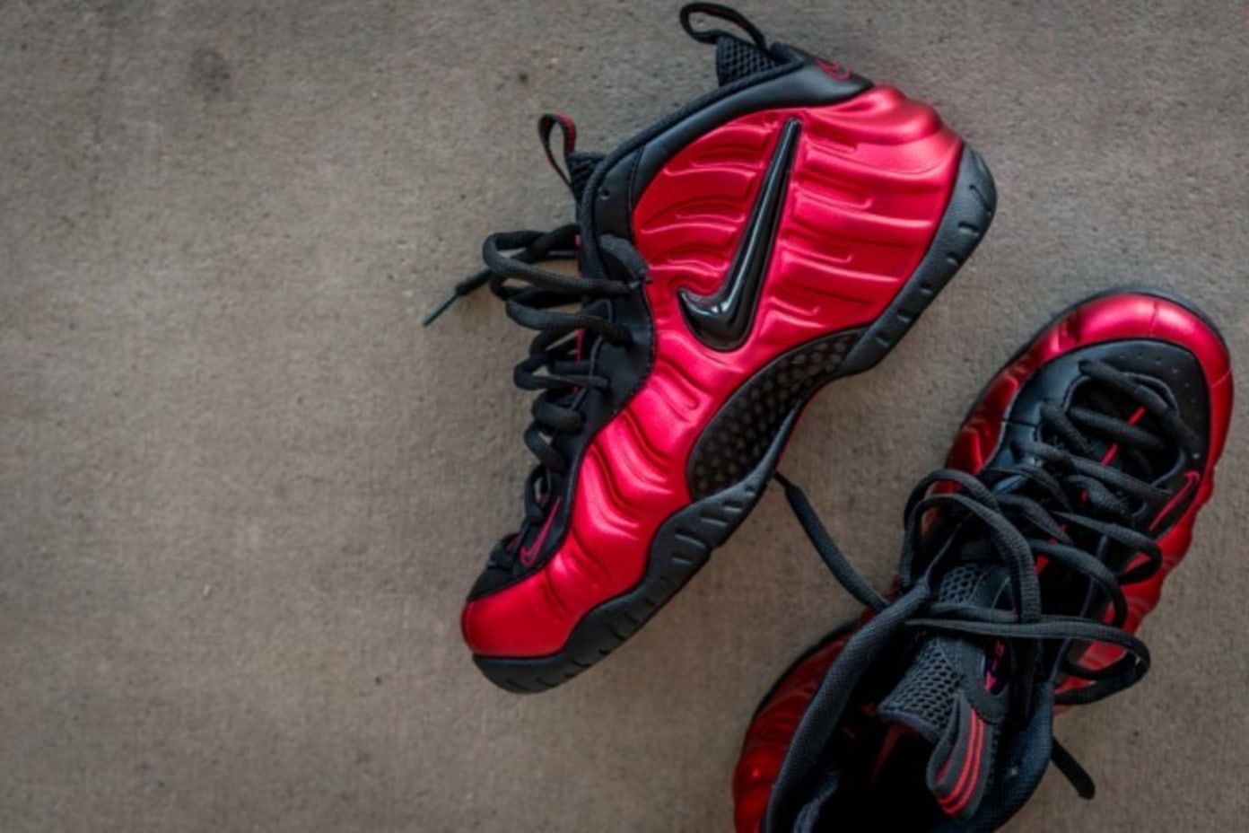 Nike Air Foamposite Pro University Red