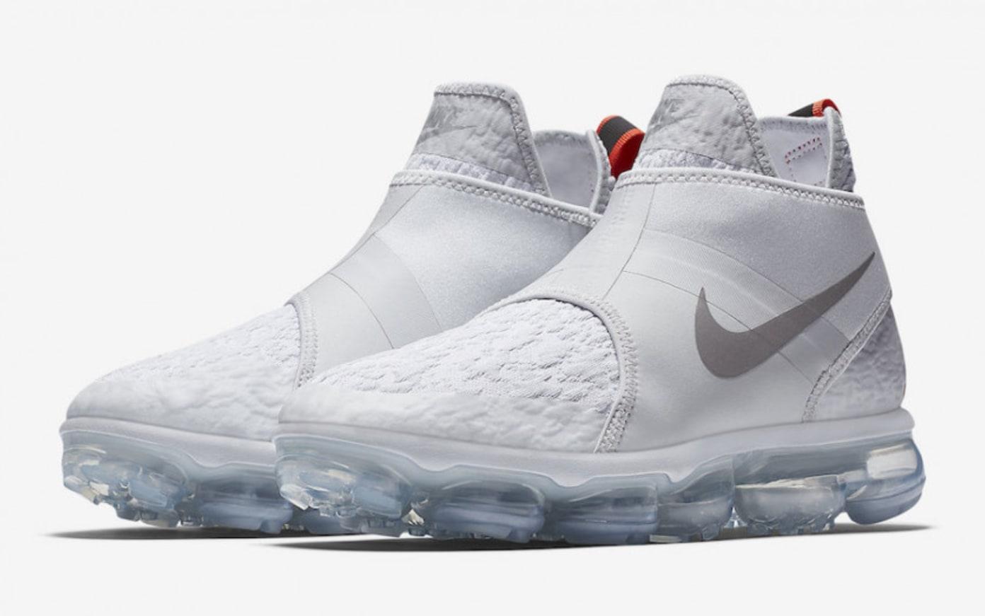 Nike Air VaporMax Chukka Slip White