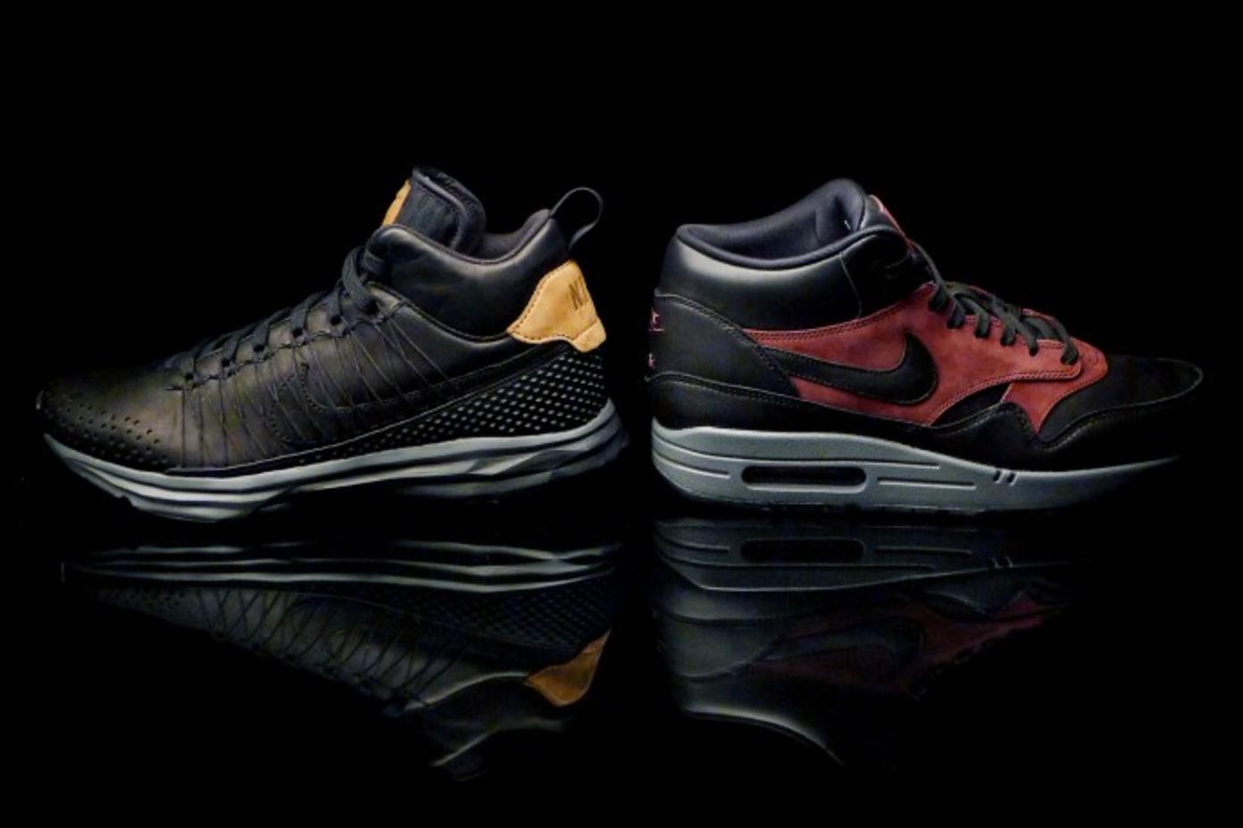 Nike Air Max 1 Mid Deluxe QS & Nike Lunarfresh Sneakerboot QS