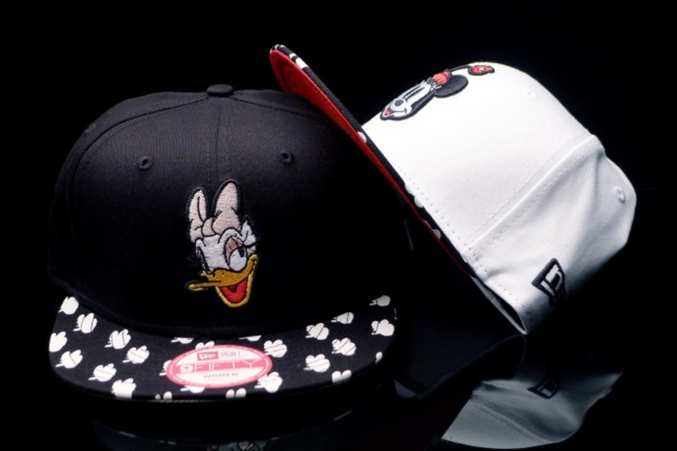 New Era WMNS 9FIFTY Disney Character Caps Available at Shelflife