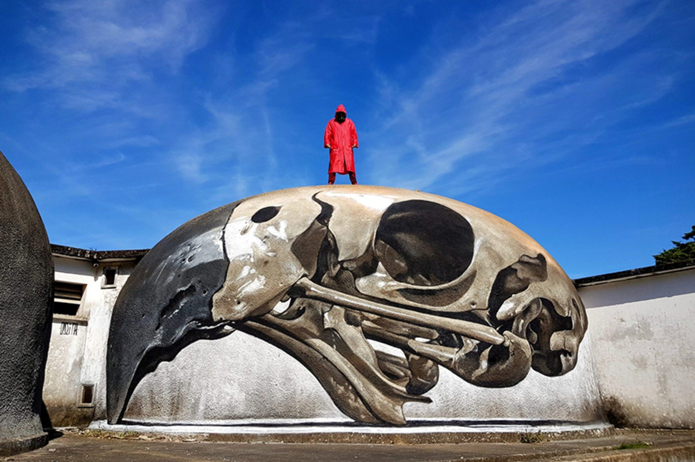 Graffiti Artist ODEITH: The King of Illusion