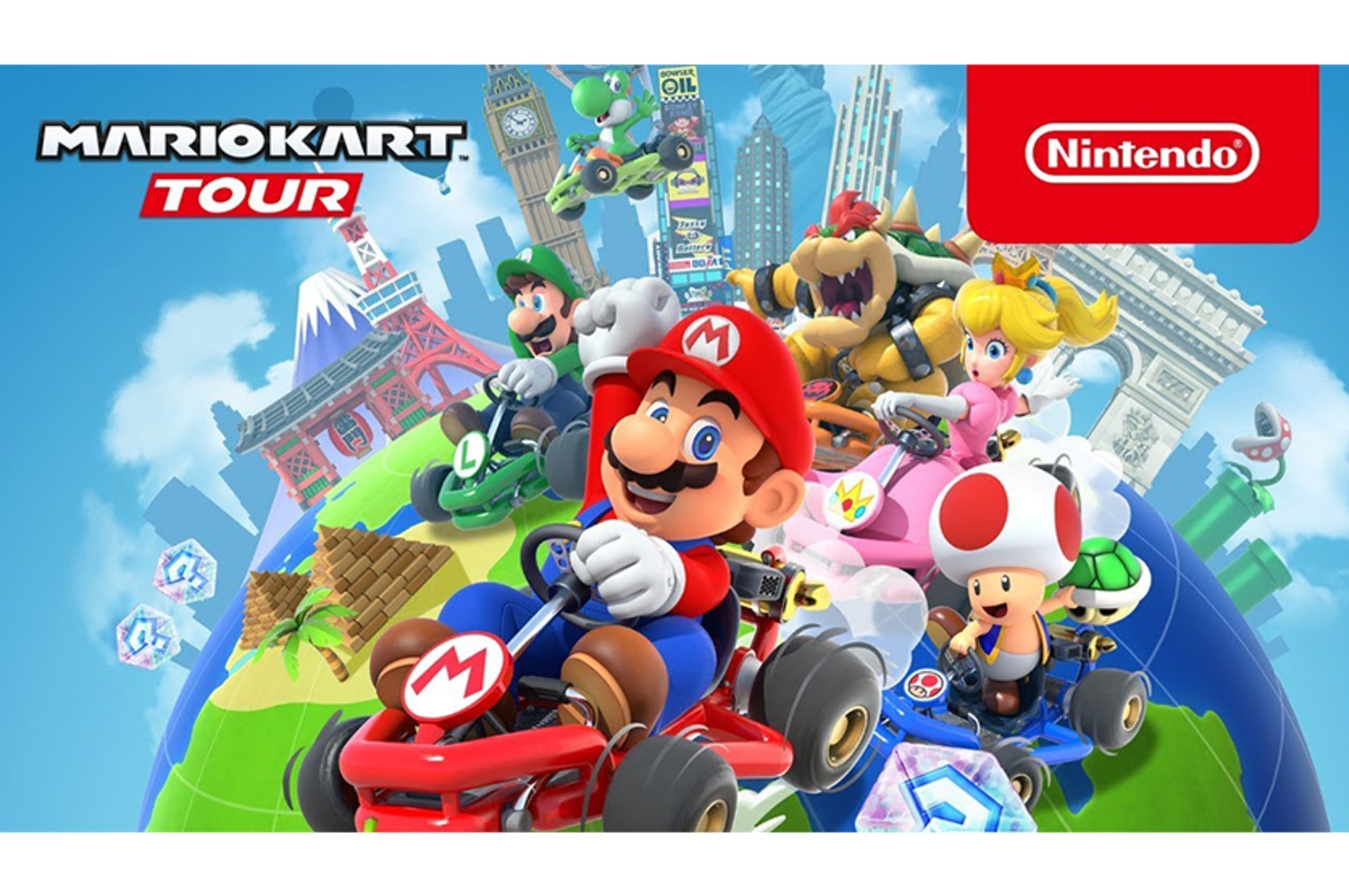 Mario Kart Coming to Mobile