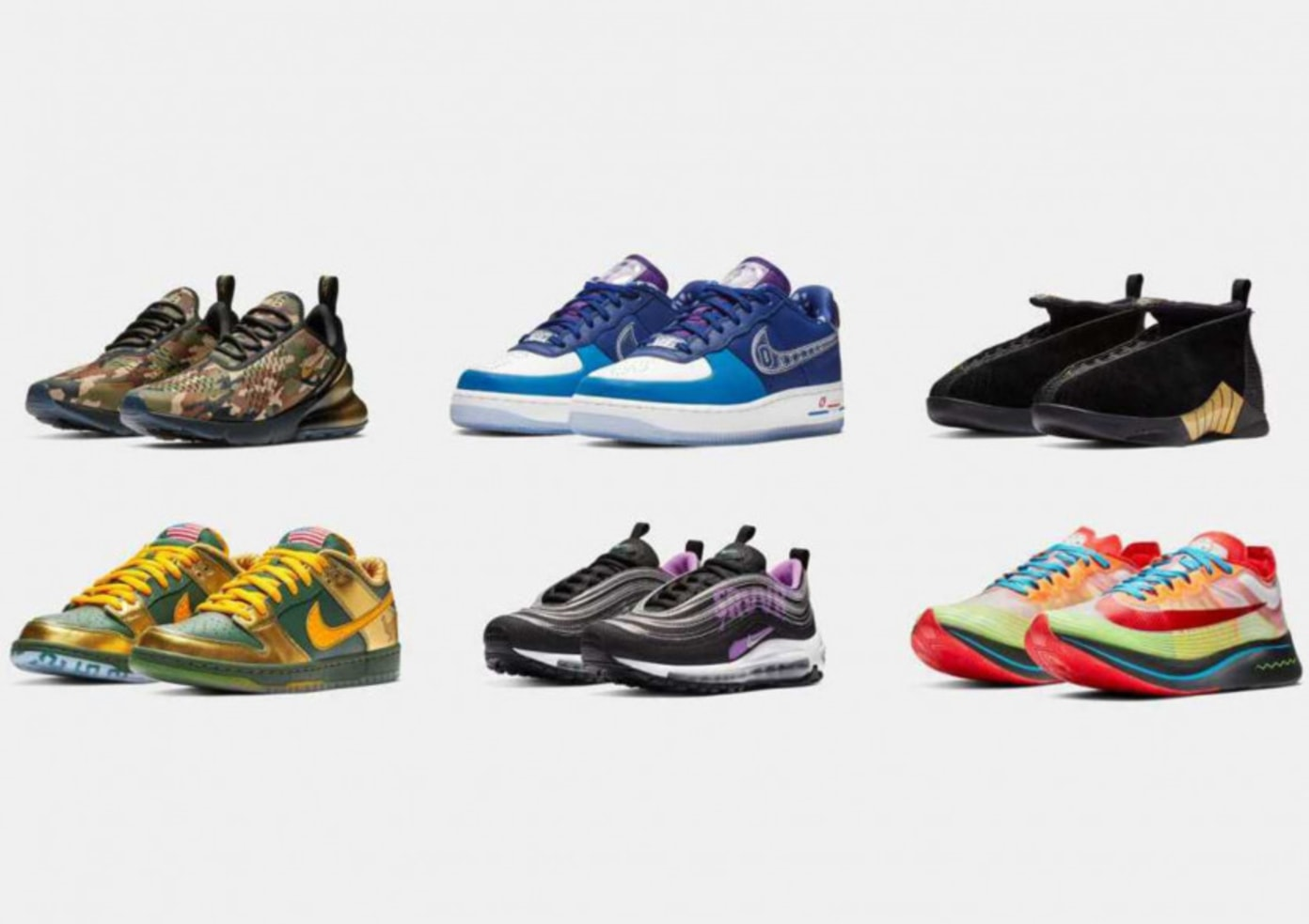 The Doernbecher x Nike Freestyle 2018 Collection