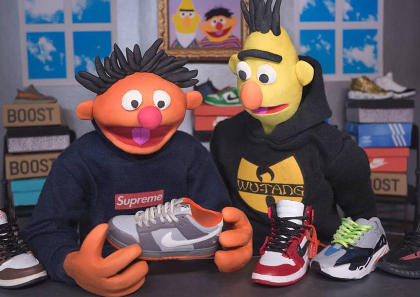 Duane Shoots Toys Recreates Bert