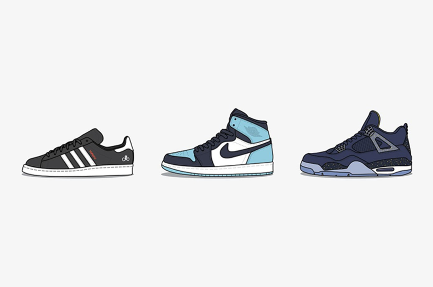 The Most Valuable Sneakers of 2019 Q1