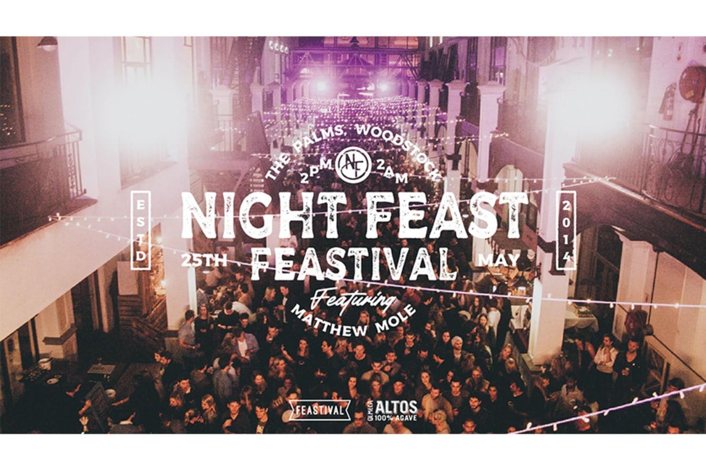 The Night Feast Ft. Matthew Mole & Friends