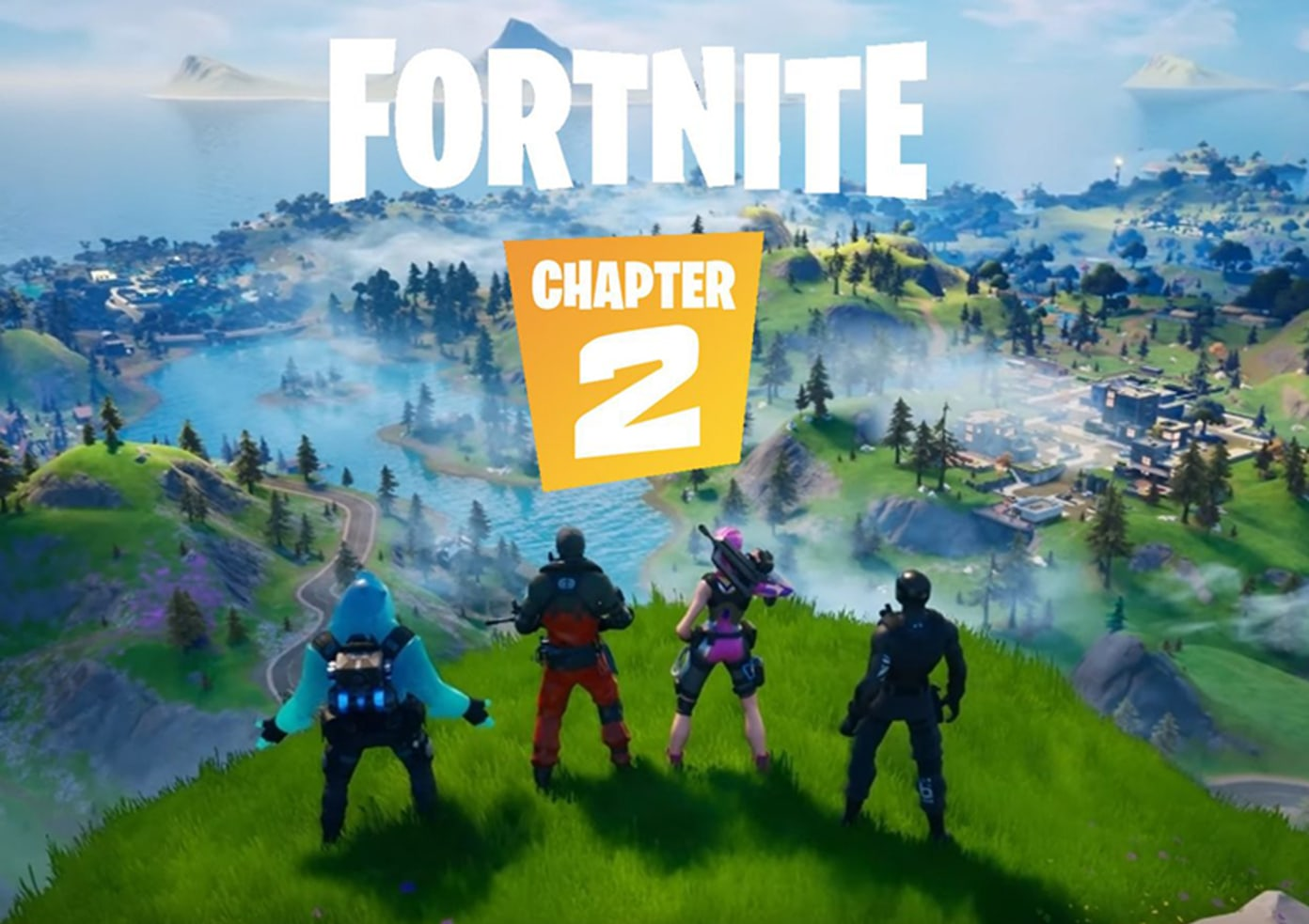 Fortnite Chapter 2 is Officially Out