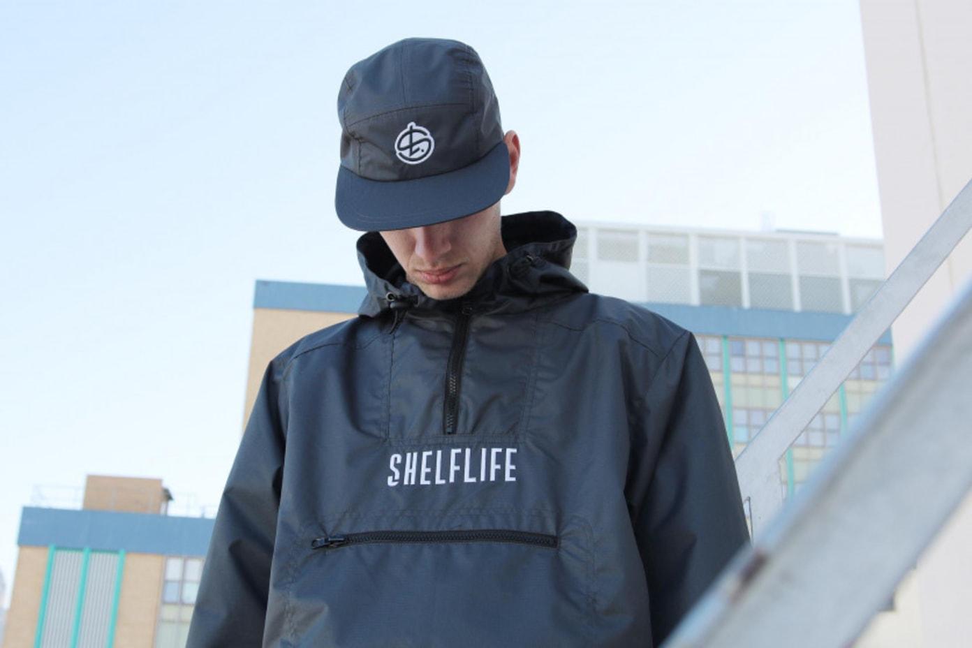 Shelflife Premium Packable Anorak and 5 Panel