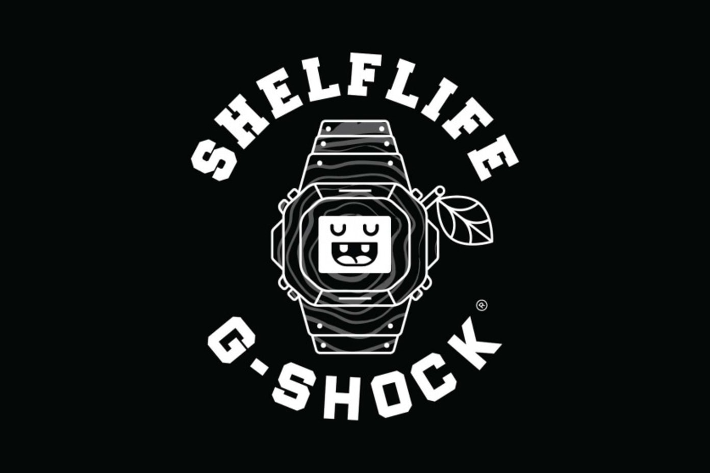 Shelflife X G-Shock Watch Collaboration