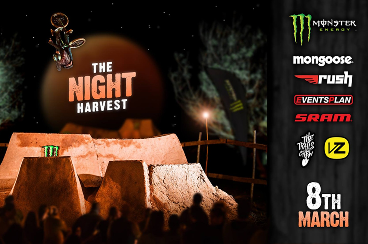 The Night Harvest 2019