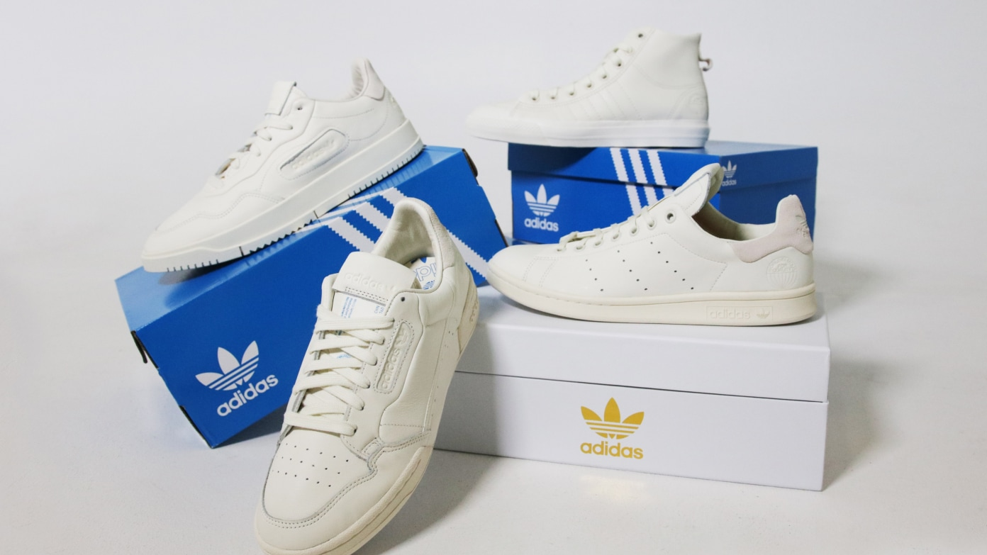adidas Originals 'World Famous for Quality'