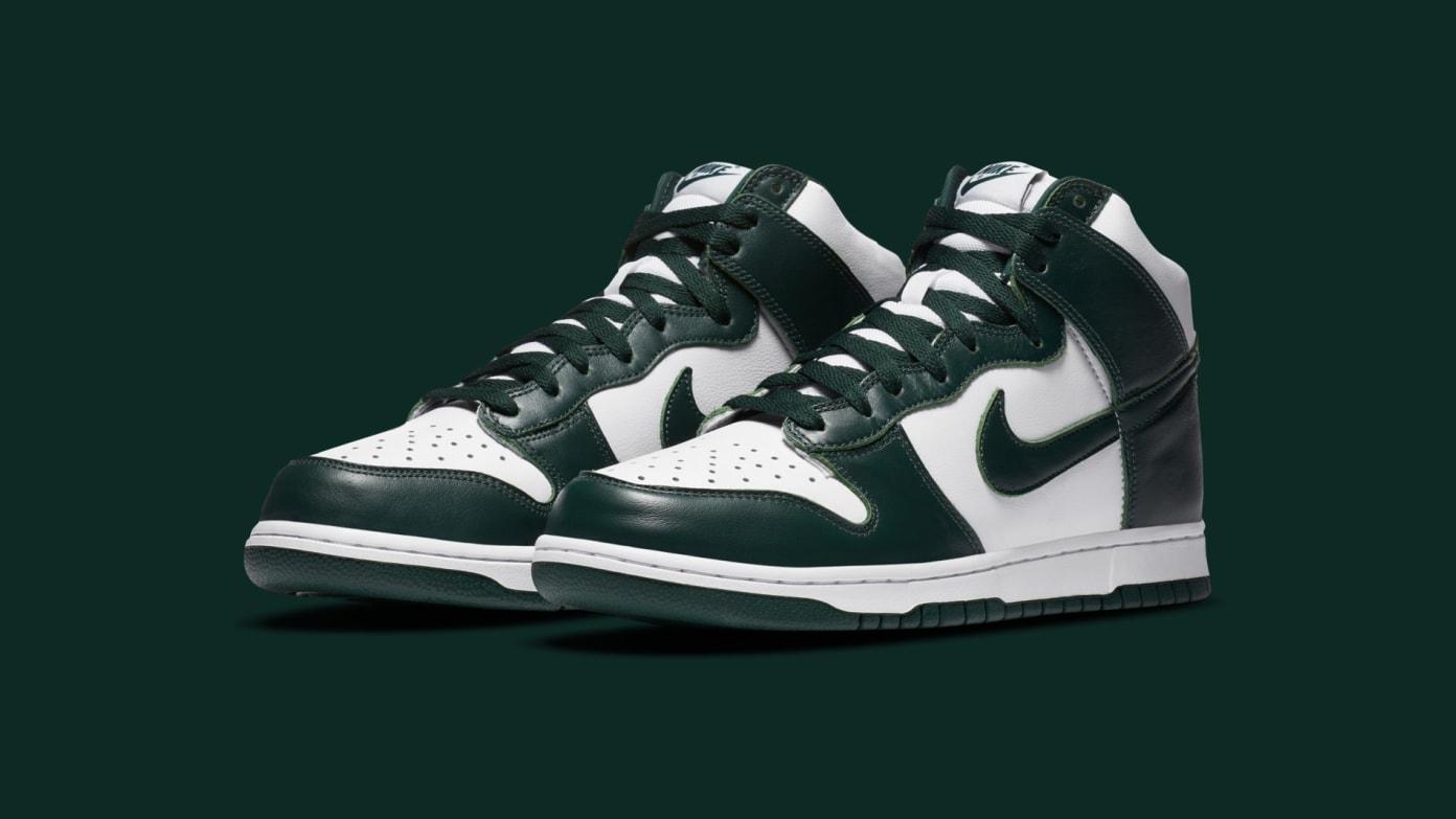 Nike Dunk High - 'Pro Green'