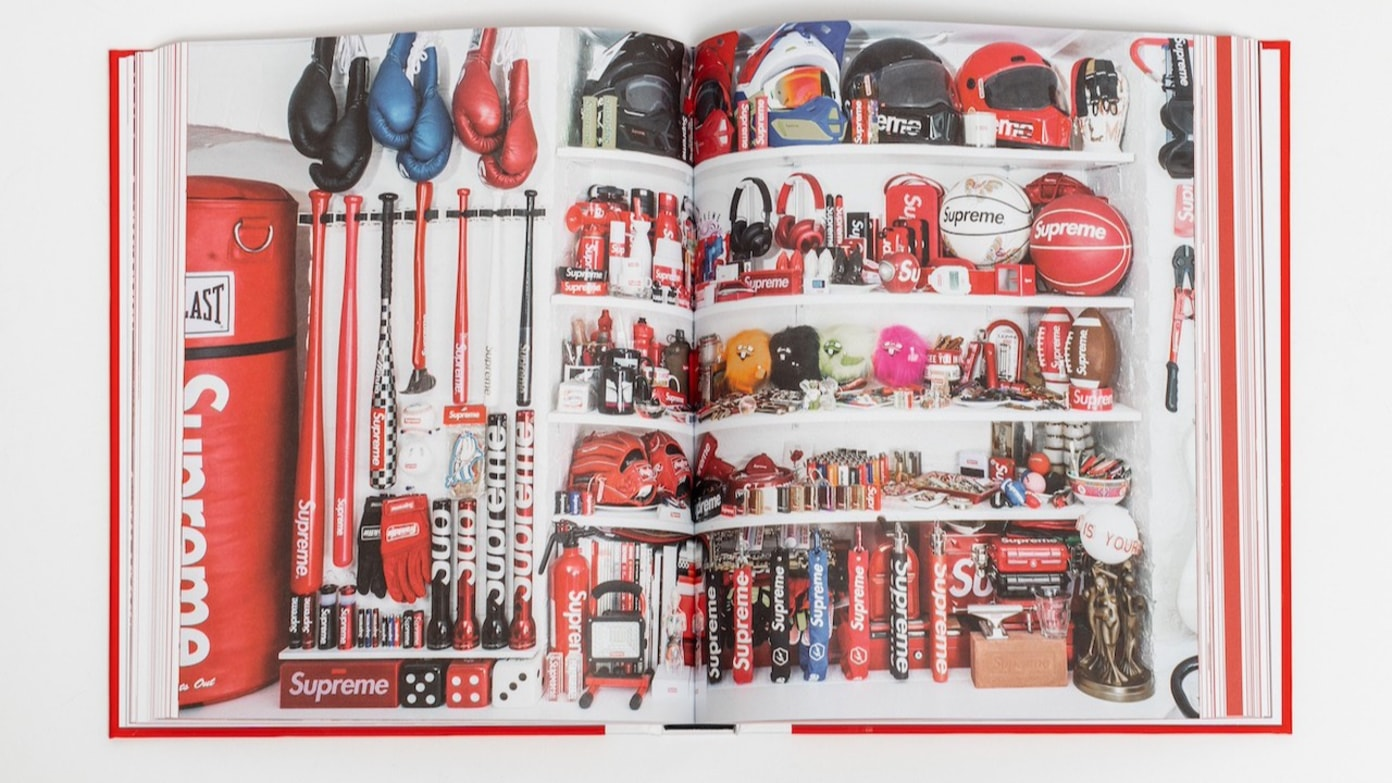 25 Years of Supreme Accessories with 'Object Oriented' Book