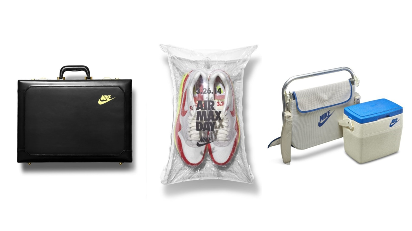 Ultra-Rare Nike Collectables at Sotheby's Auction