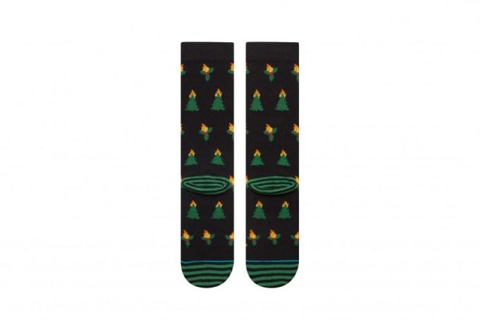 Stance Holiblaze Socks - default