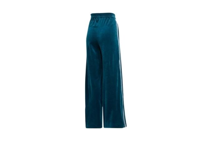 adidas WMNS Velour Pants  - Blue