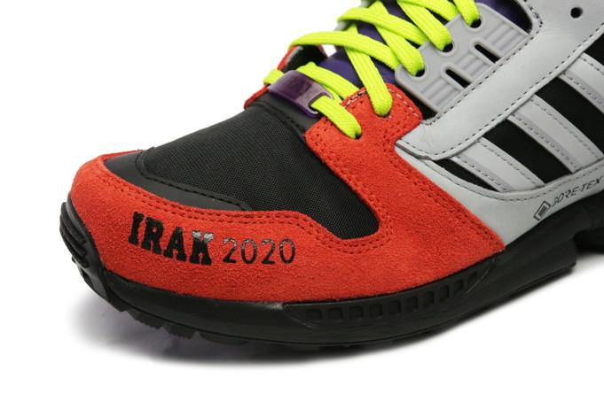 adidas  Consortium x IRAK ZX 8000  - default