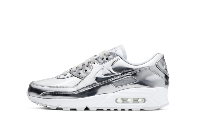 Nike WMNS Air Max 90 'Metallic Pack' - default