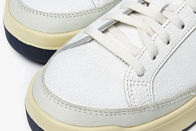 adidas Consortium Rod Laver Cracked Leather - default