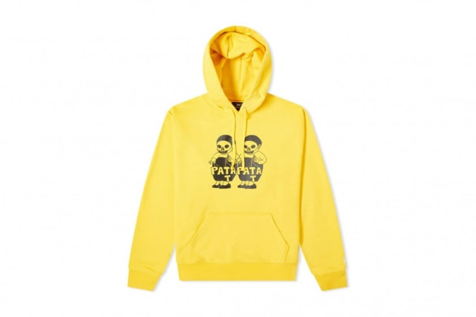 Patta Baby Hooded Sweater - default