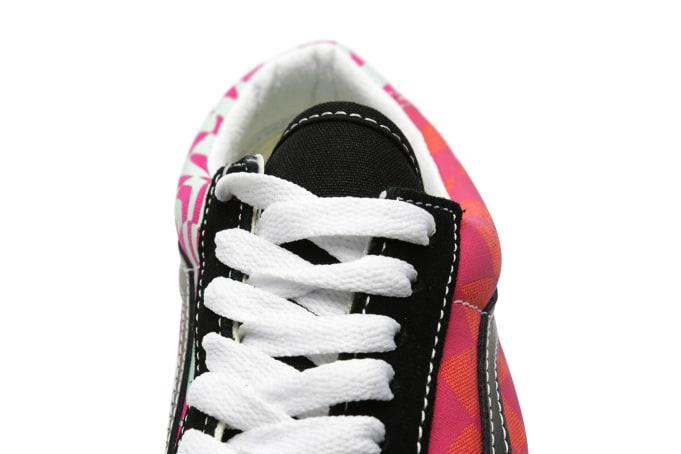 Vans Warp Checker Old Skool - default