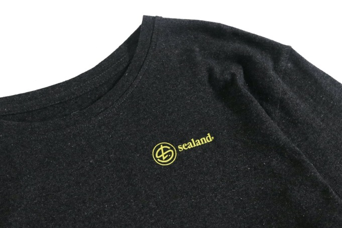 Shelflife x Sealand Long Sleeve Tee - default