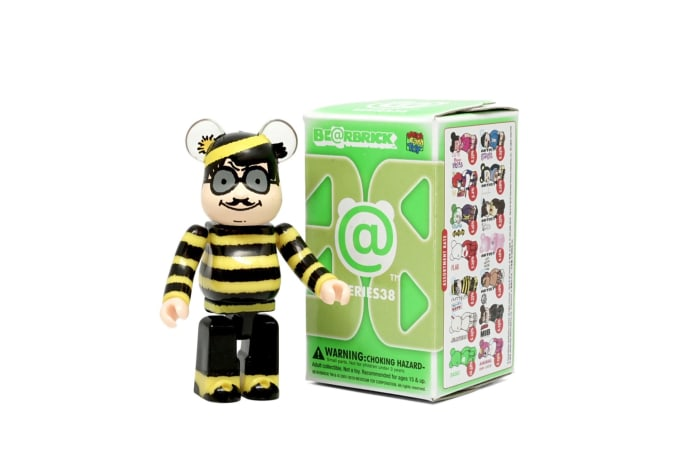Medicom Toy Bearbrick Series 38 - default