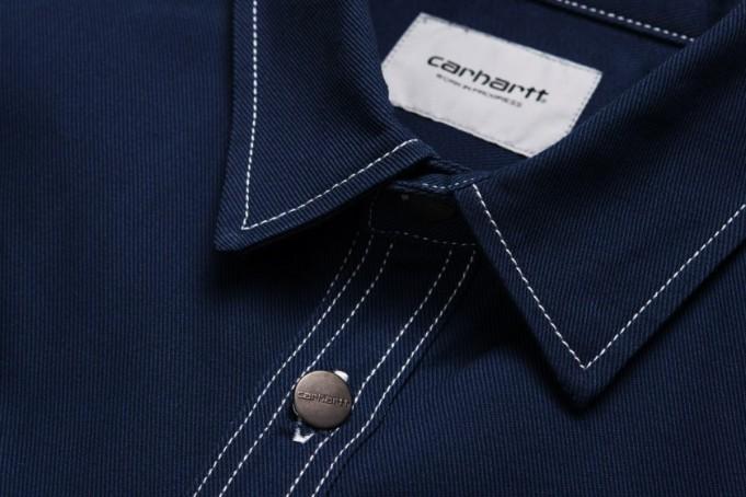 Carhartt WIP Chalk Shirt Jacket - default