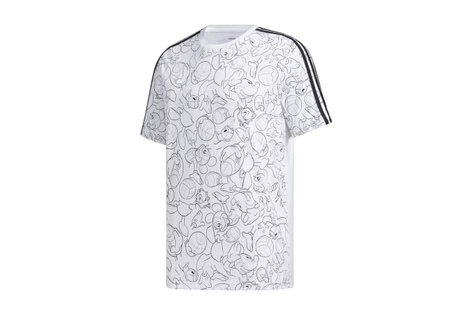 adidas x Disney Allover Print Tee - default