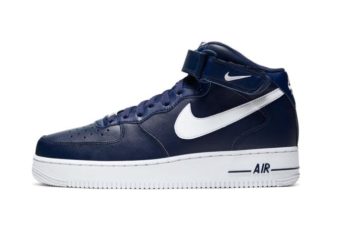 multiplo piacere di conoscerti Escursione  Nike Air Force 1 Mid | Eurostars-eureka