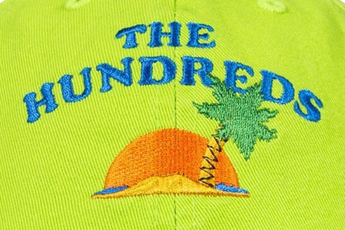 The Hundreds Relax Dad Cap - default
