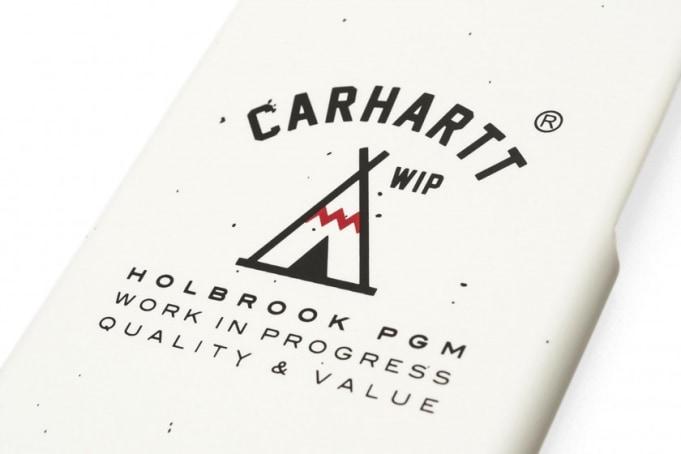 Carhartt WIP Black Holbrook iPhone 7/8 Case - default