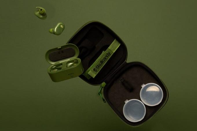 Skullcandy Push Wireless Earphones with Bud Kit  - default