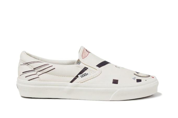 Vans x MoMA Classic Slip-On | Gov