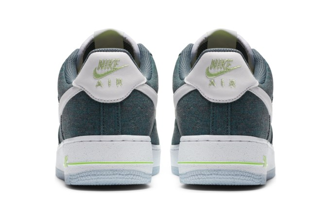 Nike Air Force 1 Recycled Canvas  - default