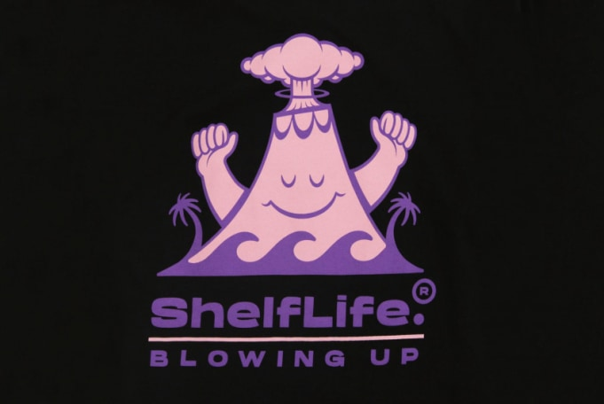 Shelflife S20 Blowing Up Tee  - default