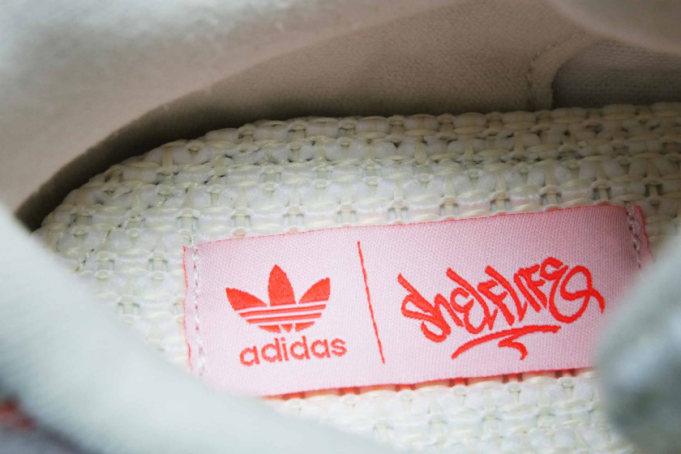 shelflife x adidas