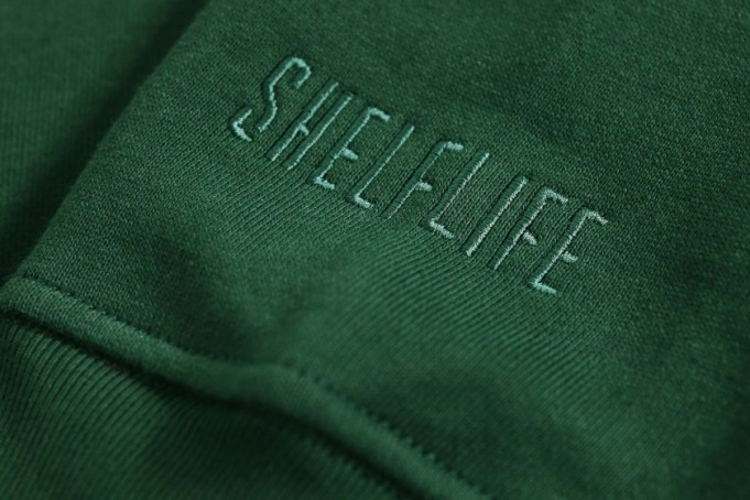 Shelflife W19 Heavyweight Fleece Quarter-Zips - default