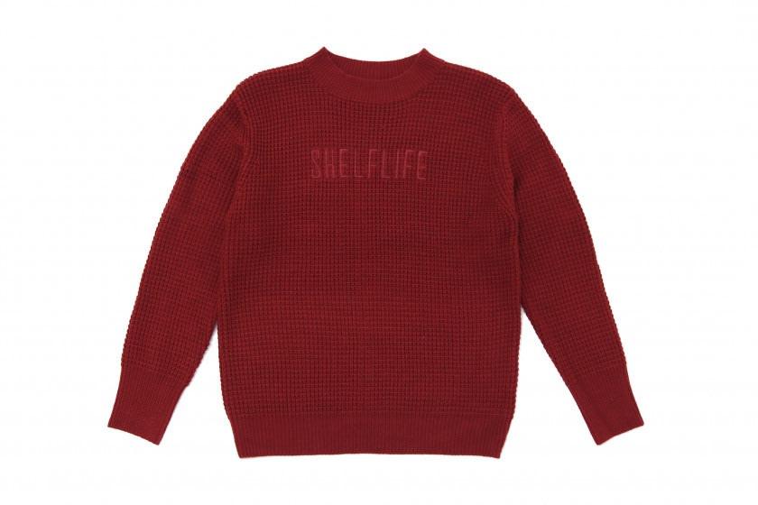 Shelflife Chunky Knit Jersey | Shelflife