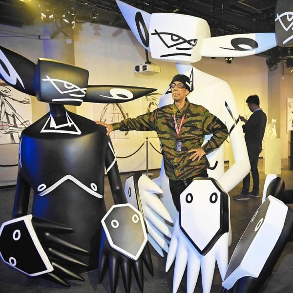 Futura's 'Right Here, Right Now' Pop-up in China