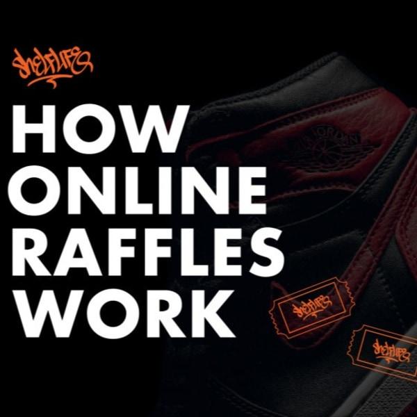 Shelflife | How Online Raffles Work