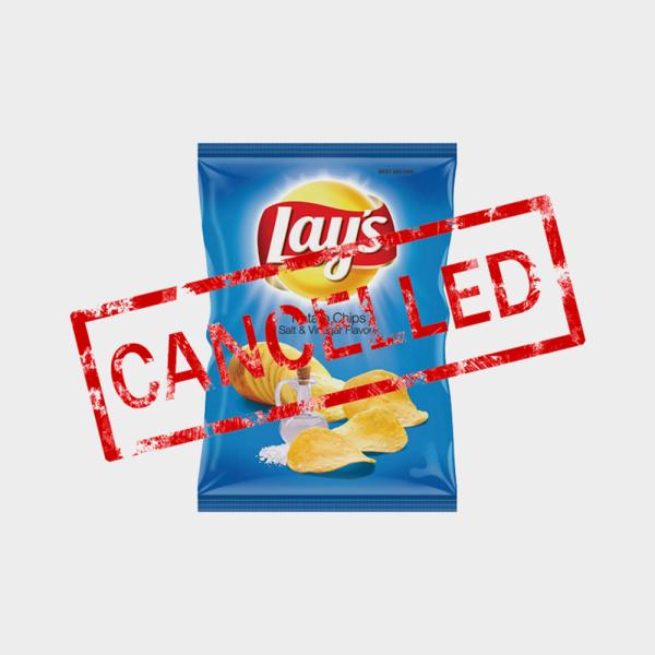 No More Lay's Salt & Vinegar in SA?