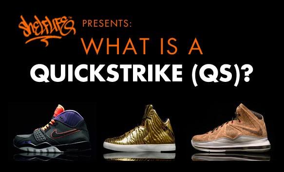What is a Quickstrike (QS)?